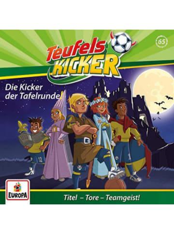 Sony CD Teufelskicker 65 - Die Kicker der Tafelrunde!