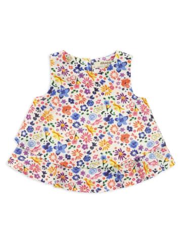 Panco Bluse - mit Blumendruck - für Mädchen in Bunt