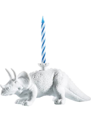 "Donkey Products Kerzenhalter inkl. 4 Kerzen ""Happy Zoo-Day - Dino"""