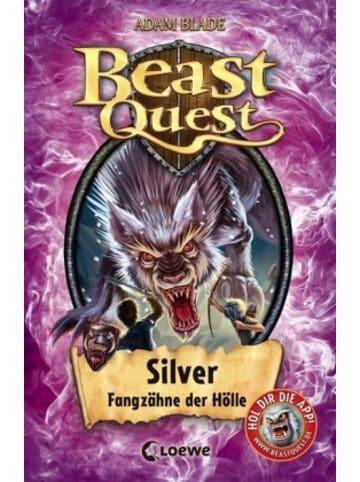 Loewe Verlag Beast Quest (Band 52) - Silver, Fangzähne der Hölle