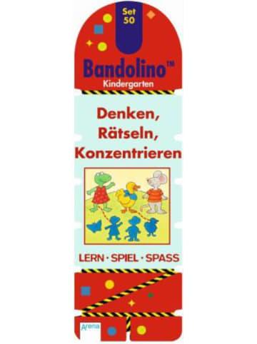Arena Verlag Bandolino (Spiele), 50 Denken, Rätseln, Konzentrieren