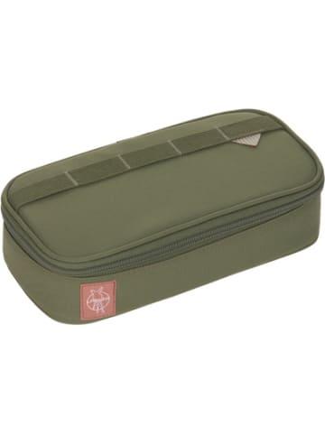 Lässig Etuibox Unique Olive, unbefüllt