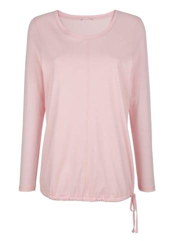 Basically you Shirt in Rosé