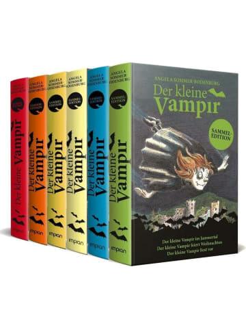 Impian Der kleine Vampir-Paket | 16 Bände in einem