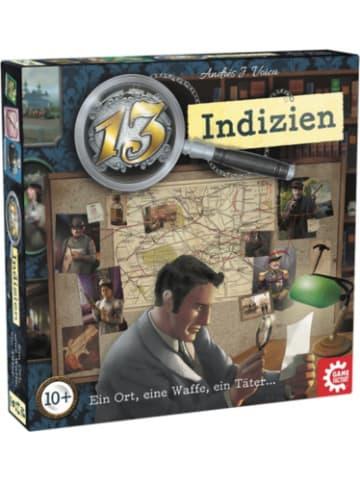 Game Factory 13 Indizien - Ein Ort, eine Waffe, ein Täter…