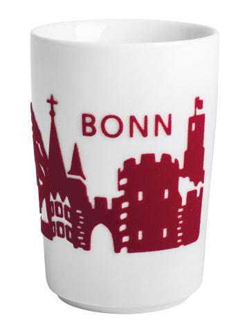 """KAHLA Becher """"touch!"""" Bonn in Rot- 0,35 l"""