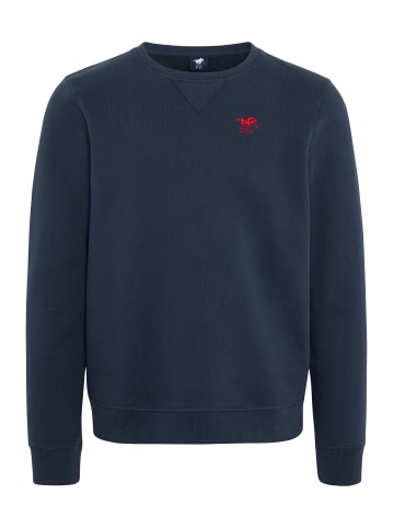 Polo Sylt Sweatshirt in Total Eclipse