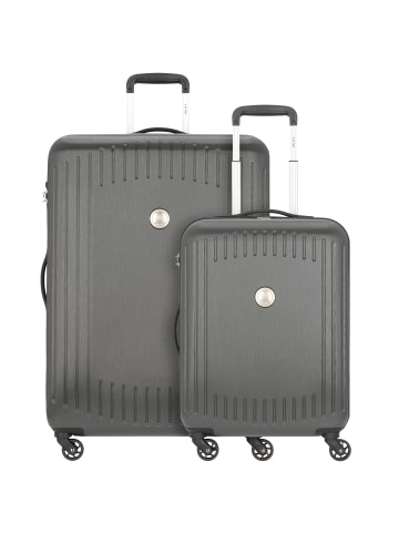 Delsey Namies 4-Rollen Kofferset 2tlg. in anthracite