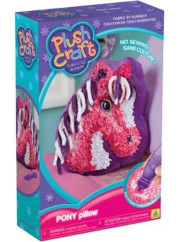 PlushCraft Kissen Pony