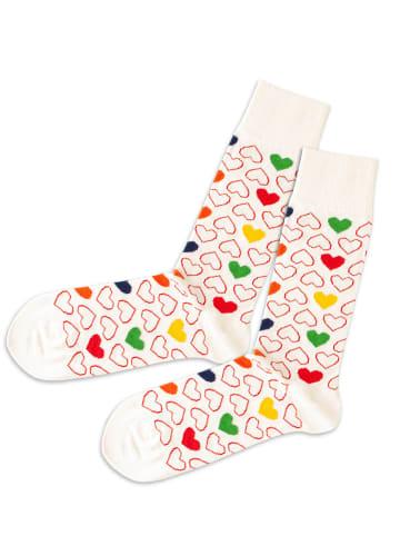 DillySocks Socken Premium Qualität Single Pack in Multi