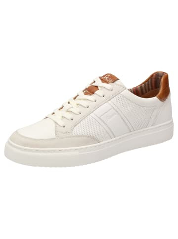 Sioux Sneaker Rosdeco-702 in weiß