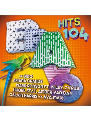 Sony CD Bravo Hits,Vol.104 (2 CDs)