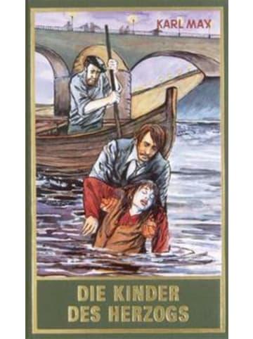 Karl-May-Verlag Gesammelte Werke 77. Die Kinder des Herzogs