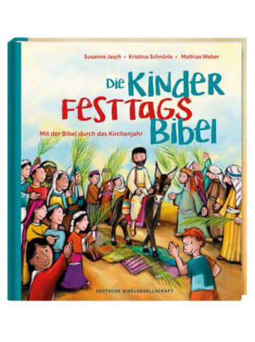 Deutsche Bibelgesellschaft Die Kinder-Festtags-Bibel