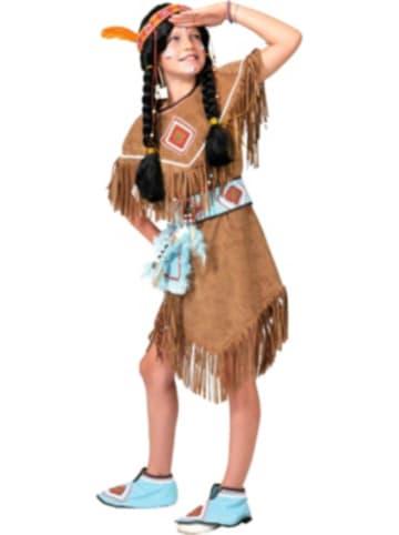 Funny Fashion Kostüm Indianerin Anila
