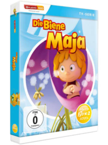 Universum DVD Die Biene Maja - Box 2 (Folge 21-39)