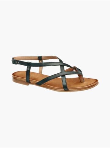 5th Avenue Sandale schwarz