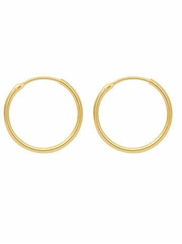 Adeliás 585 Gold Ohrringe / Creolen in gold