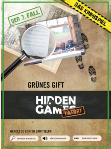 EMF Edition Michael Fischer Hidden Games Tatort - Grünes Gift (Spiel)
