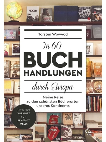 Eden Books In 60 Buchhandlungen durch Europa   Meine Reise zu den schönsten Bücherorten...