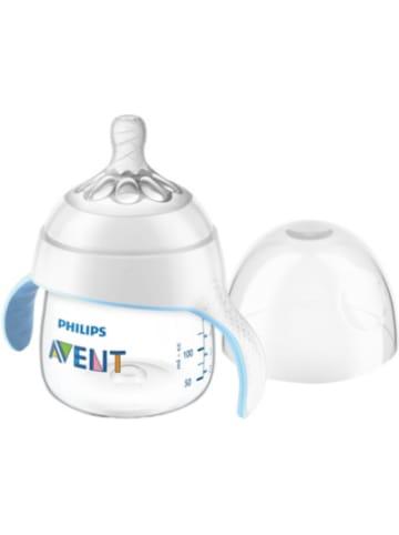 Philips Avent Trinklernbecher Naturnah 2.0 SCF262/06, PP, 150 ml, Silikonsauger