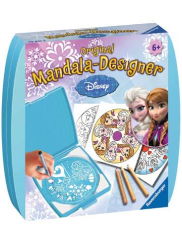 Ravensburger Mandala-Designer® Mini Set mit 1 Schablone, Disney Die Eiskönigin
