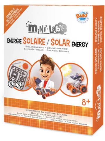 BUKI Mini Lab - Solarenergie