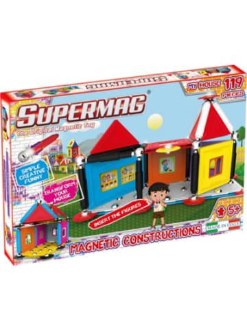 SUPERMAG House, 119 Teile