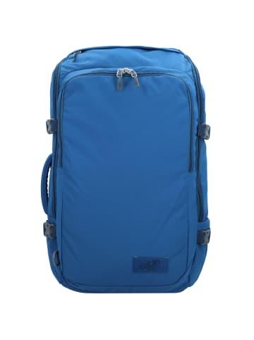 Cabinzero Adventure Cabin Bag ADV Pro 42L Rucksack 55 cm Laptopfach in atlantic blue