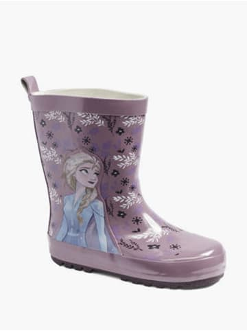 Disney Frozen Gummistiefel lila