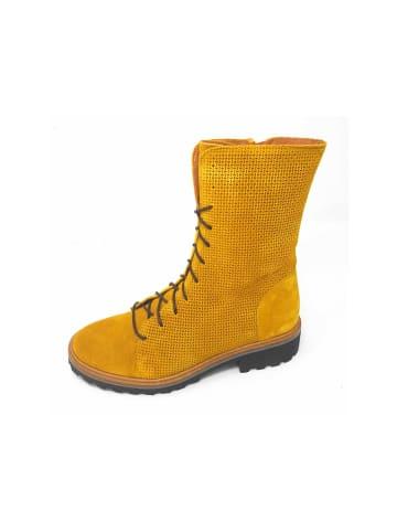 Brako Stiefelette in gelb