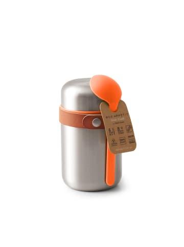 Black+Blum Thermobecher Food Flask in orange - 400 ml