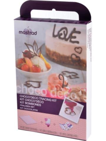 Mastrad Schokoladen Deko-Set