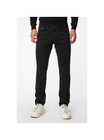 GAS Jeans Slim-Jeans ALBERT SIMPLE in black