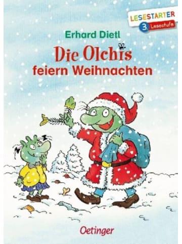 Oetinger Die Olchis feiern Weihnachten