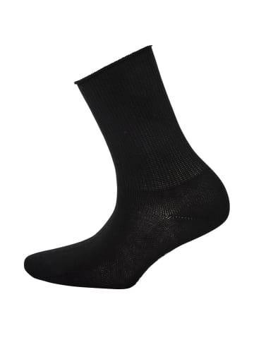 Hudson Socken in Schwarz