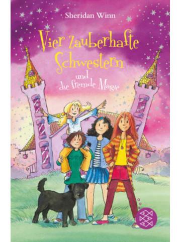 Fischer Kinder- und Jugendbuch Vier zauberhafte Schwestern und die fremde Magie