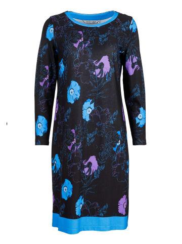 HELMIDGE A-Linien-Kleid Dress in dunkel blau