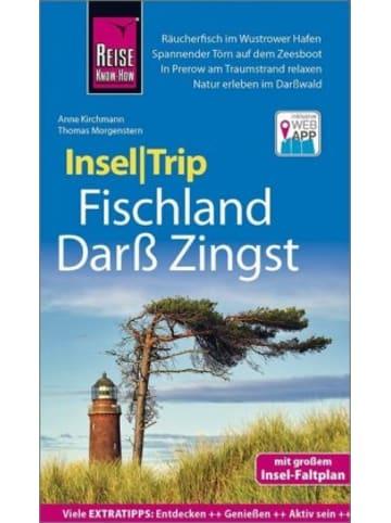 Reise Know-How Verlag Peter Rump Reise Know-How InselTrip Fischland, Darß, Zingst