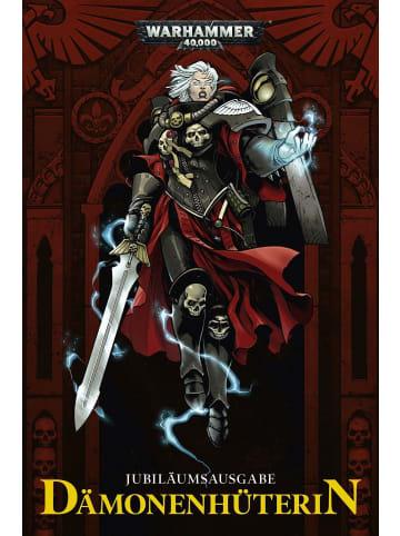 Black Warhammer 40.000 - Dämonbann   Jubiläumsausgabe