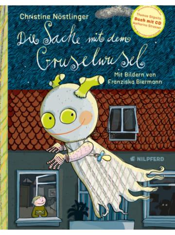 G & G Verlagsgesellschaft Die Sache mit dem Gruselwusel, m. Audio-CD