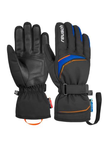 Reusch Fingerhandschuh Primus R-TEX® XT in black/dazzling blue