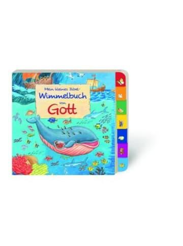 Deutsche Bibelgesellschaft Mein kleines Bibel-Wimmelbuch von Gott