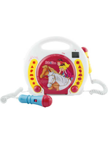 X4-Tech Kinder CD-Player Bobby Joey - Bibi und Tina