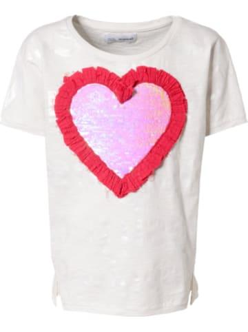 Desigual T-Shirt mit Pailletten