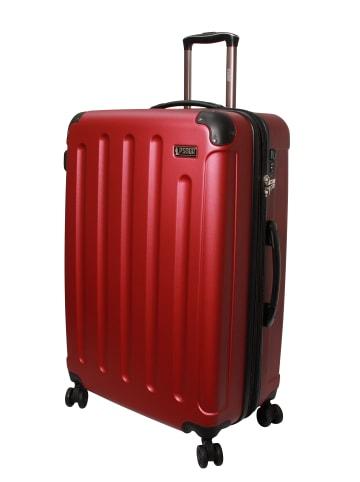 "PSNGR Koffer ""SEATTLE"" Größe L in Rot"