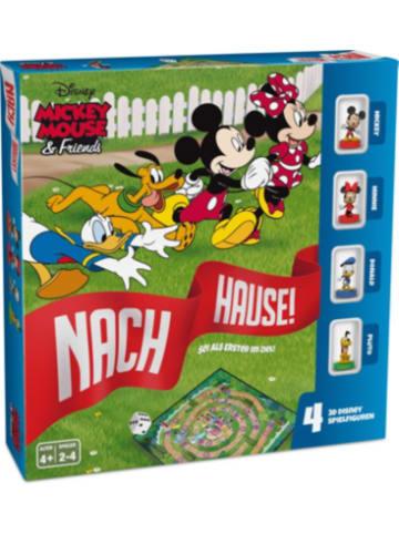 ASS Altenburger Spielkarten Disney Mickey Mouse & Friends - Nach Hause - Das Würfelspiel um den Wettlau...