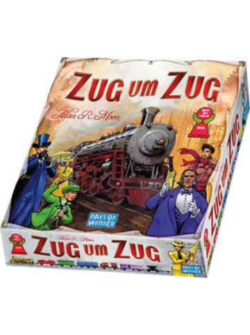 Days of Wonder SPIEL DES JAHRES 2004 Zug um Zug