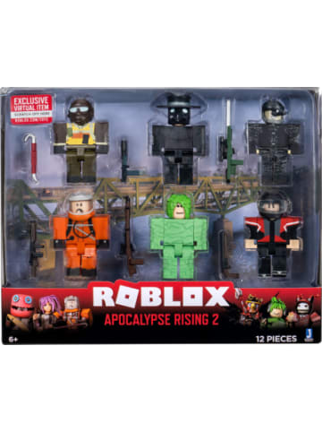 Jazwares ROBLOX 6er Figuren Multipack - Apocalyse Rising 2