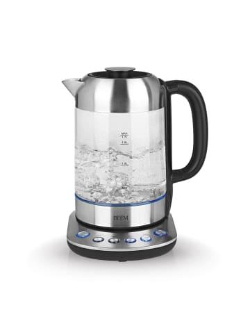 BEEM Tee- und Wasserkocher in Silber